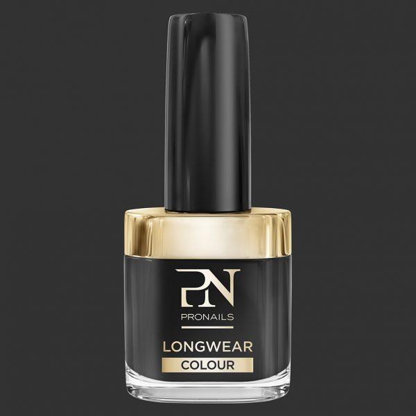 Długotrwały lakier do paznokci ProNails LongWear 49 Noir de Noir.