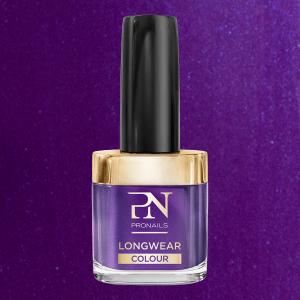 Długotrwały lakier do paznokci ProNails LongWear 215 Purple Haze.