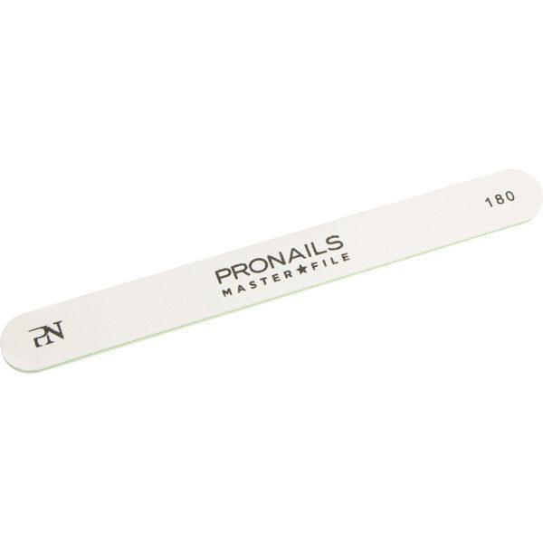 Pilnik do paznokci ProNails o gradacji 180/180.